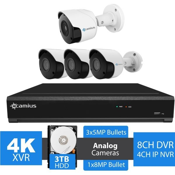 4-Camera-Security-System-with-4K-8-Channel-DVR-3TB
