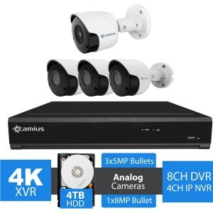 8 channel dvr with hard drive