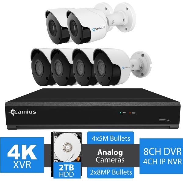 camius-8-channel-security-system-6-cameras-4k-dvr-2tb
