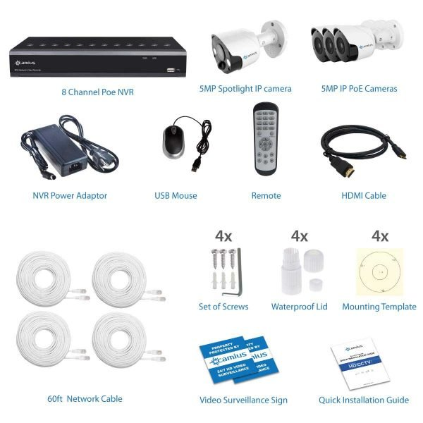 outdoor security camera with two way audio