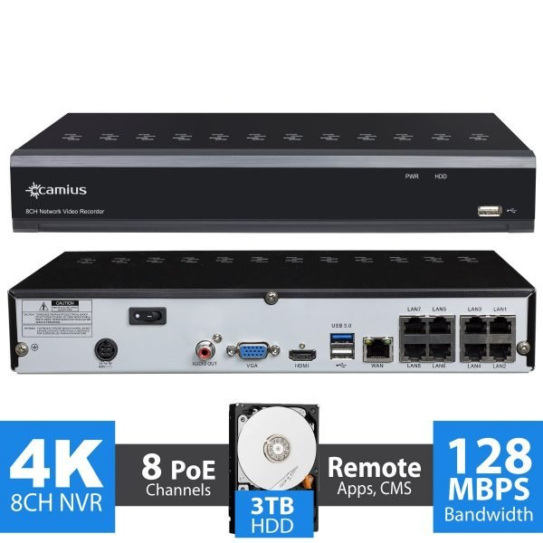 IPVAULT1128P-3TB-hdd-8ch-8-channel-poe-nvr-IP-Security-Camera-Systems